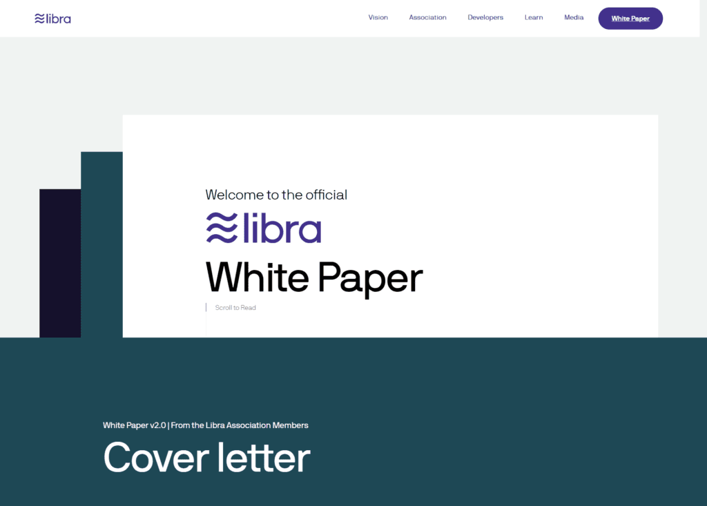 Facebook Libra White Paper - HashFeed