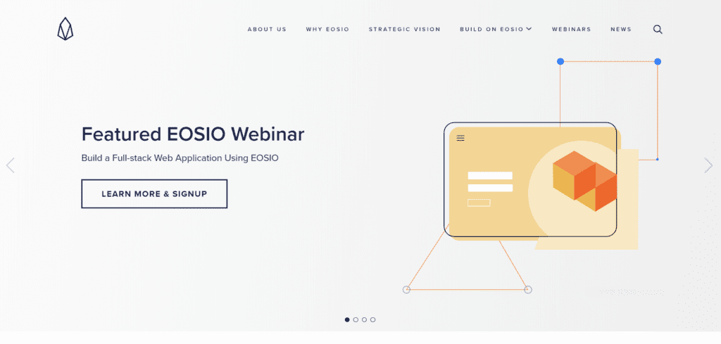 EOSIO - Blockchain Software Architecture - DPoS vs Proof of Work